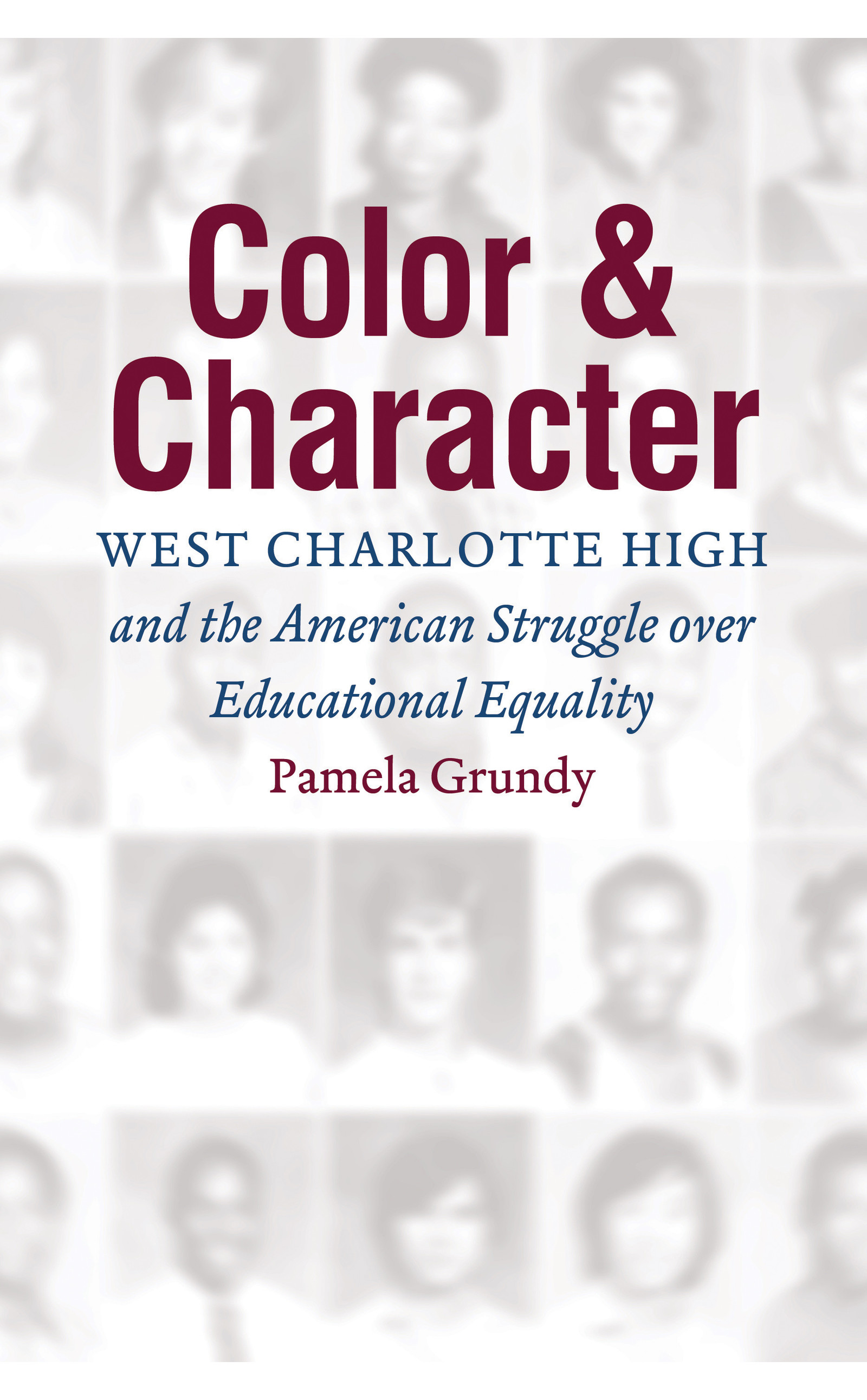 Color and Character by Pamela Grundy